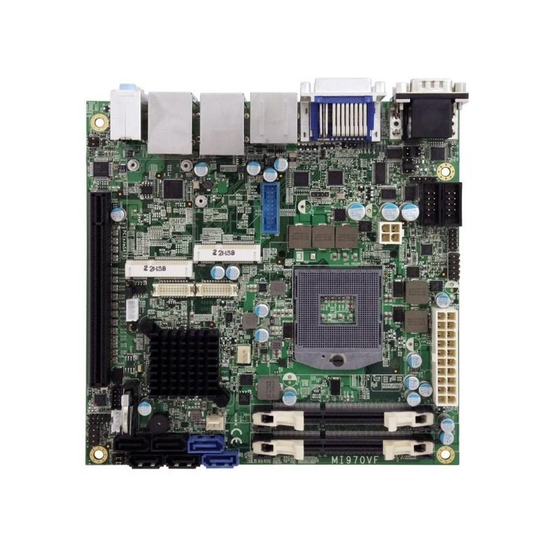 Mini ITX bundkort til Intel mobile CPU med USB 3.0