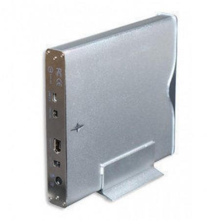 Slimline DVD enclosure til USB/Firewire