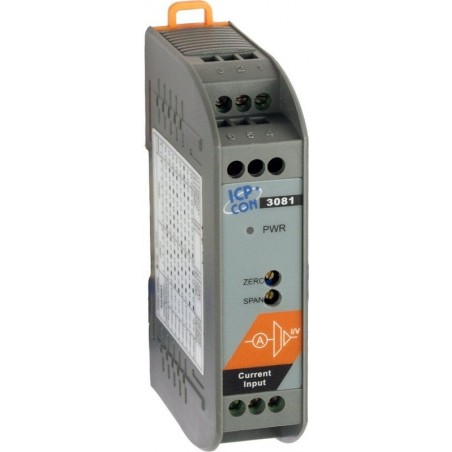 Konverter 0-20mA til volt. Isoleret DC Current Input/Output Modul