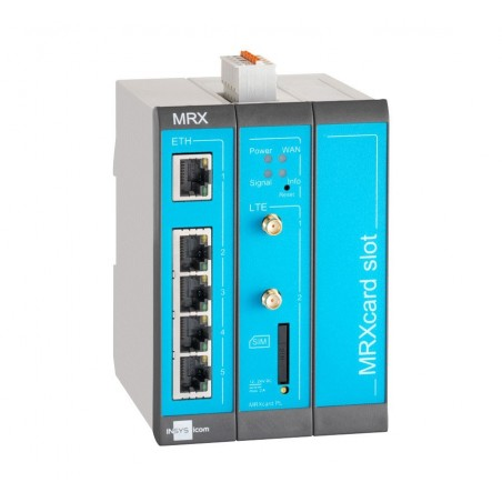 INSYS MRX3LTE 3 slots Linux router