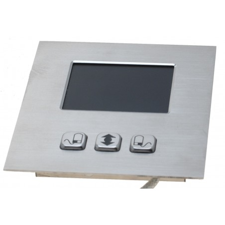 IP65 Industri keypad/ touchpad til USB med 3 knapper