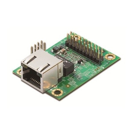 Embedded Device server 10/100 med RJ45, MOXA MIINEPORT E3