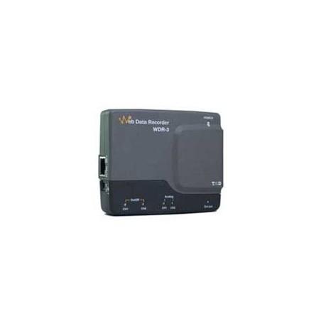 Restlager: 2-kanals analog/digital logger, WDR-3