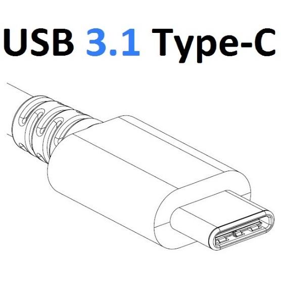 USB 3-1 Type-C