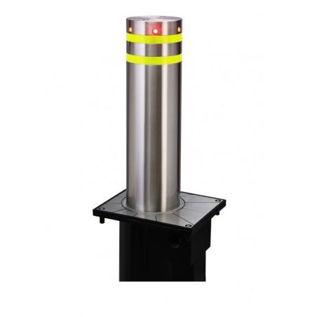 1 x pneumatisk pullert 90cm uden styring og installation