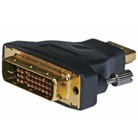 M1-D han til HDMI hun adapter - anvendes til projektorer med M1 stik