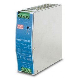 48V/2.5A strømforsyning,...