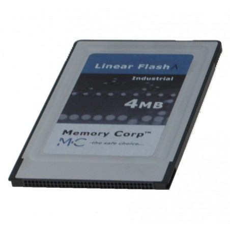 Industrial Linear Flash, 4MB - Memory Corp MCI4LFC