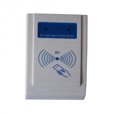 TCP/UDP netværks RFID læser - Mifare 13.56MHz, 5VDC