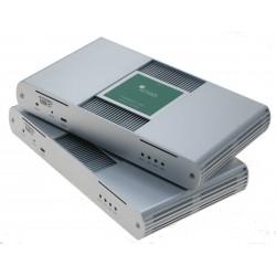 4 ports USB 3.1 booster / extender op til 100m, sæt