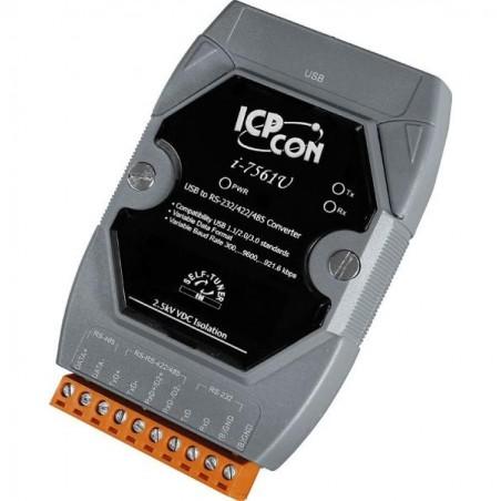 Omformer pc'ens USB port til RS232, 422 eller 485