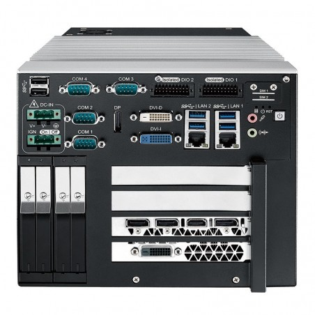 Industri PC, i7 processor, 3 x DVI, 1 HDMI, 4 displayport, 2 x GigE LAN