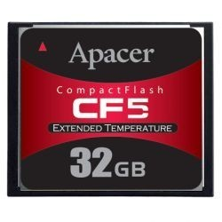 32GB Industrielt CF kort,...