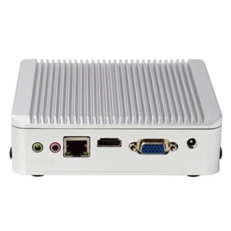 Blæserløs I3/I5 med Wi-Fi til Windows 7 - 10 og Linux. Høj driftstemperatur -20 til +60 grader