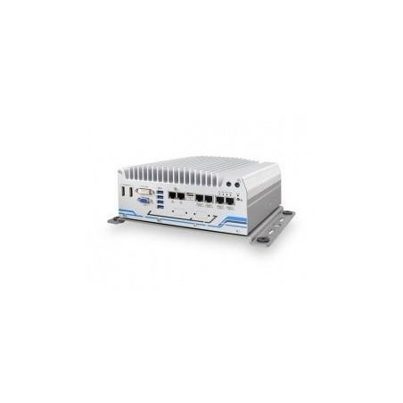 Industri PC, blæserfri mobile surveillance system med intel® 6th-Gen Core™ i7/i5/i3
