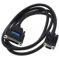 Universielt input kabel,...