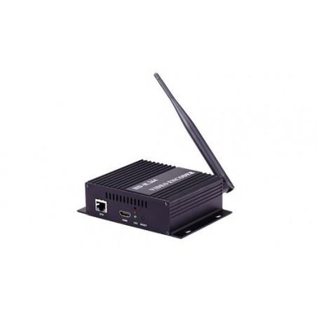 HDMI over IP extender (LAN og Wi-Fi)