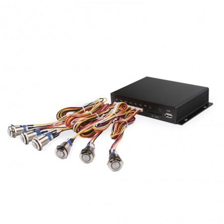 Stand-alone medieafspiller til HDMI