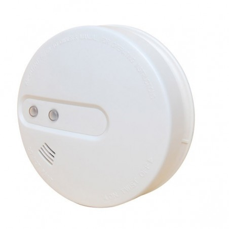 Trådløs Brandalarm sensor til alarmsystem