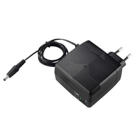 UPS Strømforsyning med indbygget Li-ion batteri, DC12V,