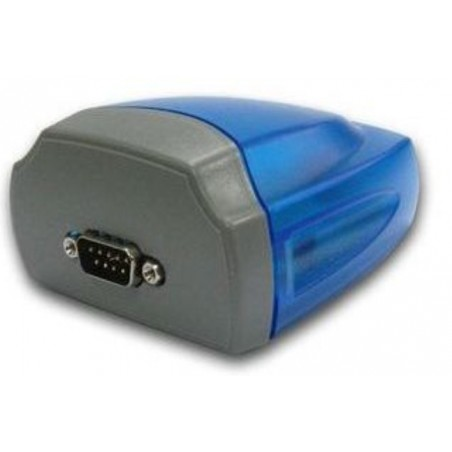 USB til 1 x RS422/485 adapter - optisk isolation