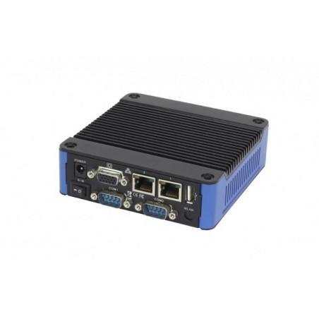 Blæserløs Mini IPC med bred driftstemperatur og op til 1 Gbps LAN