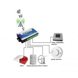 GSM ALARM CONTROLLER....