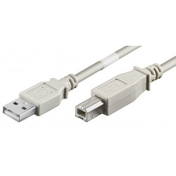 USB 2.0 Hi-Speed kabel, A...
