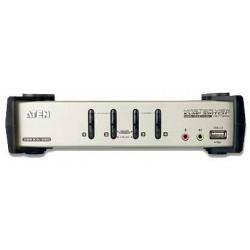 4-ports USB KVM PC switch...