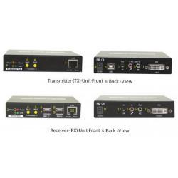 DVI KVM extender over LAN,...