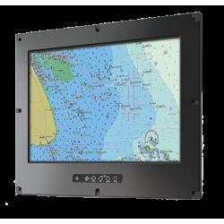 "17"" Marine panel monitor,..."