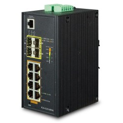 12 ports industri switch 8...