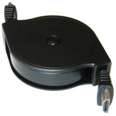 HDMI 1.3 kabel. HDMI han - HDMI han 0,1 ~ 1,5 meter (spole)