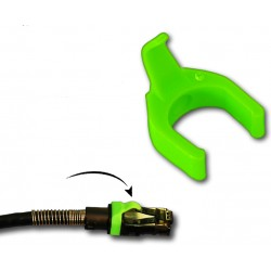 Lime clips/ kabelholder til...
