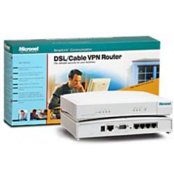 DSL Router med VPN -...