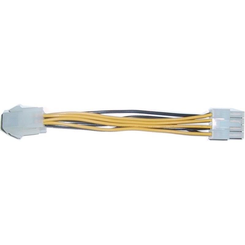 Strømkabel fra XEON til P4