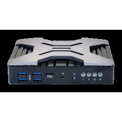 Fanless embedded PC med...