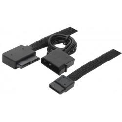 Slim-SATA till SATA-adapterkabel