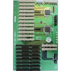 Passiv busskort 12 PCI och ISA 8