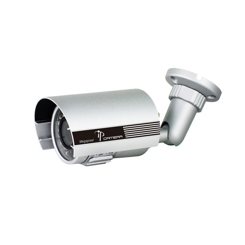 Utomhus PoE IP Bullet kamera 1.3MP IR, High
