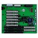 Buskort med 6 PCI, 2 PICMG, 1 ISA
