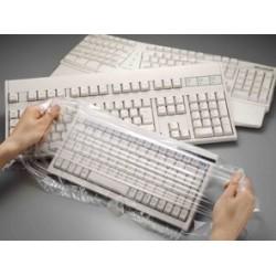 Hygiejnisk beskyttelsesfilm til tastatur - TPU plast