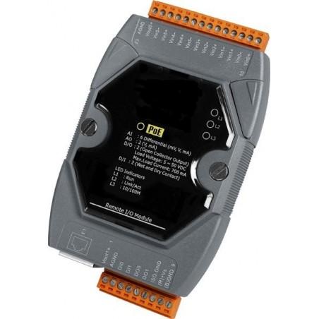 L-CON modul m.analoge og digitale ind- og udgange