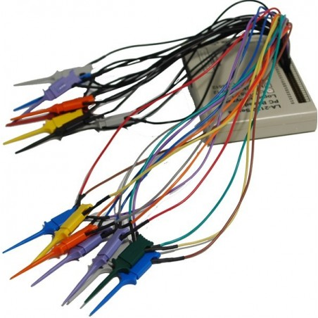 32 kanals logikanalysator til USB 2.0