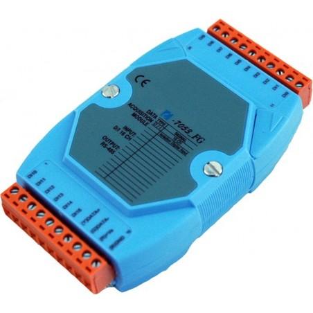 16 digitale input. ICP DAS I-7053 FG CR