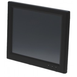 """8"""" LCD touch monitor, m/USB..."""