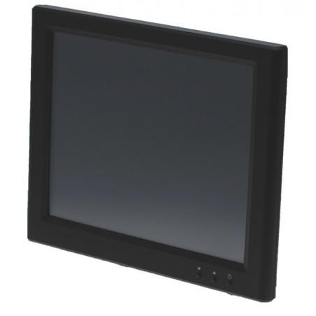 "8"" LCD touch monitor, m/USB grafikkort indbygget"