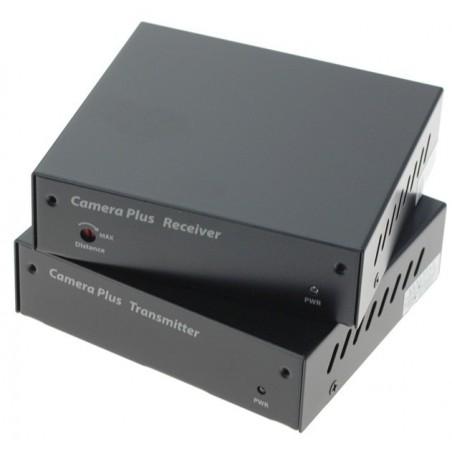 Overfører 3 videosignaler i ét kabel