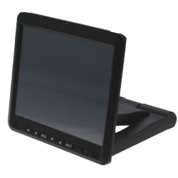 "9.7"" TFT monitor, touch..."
