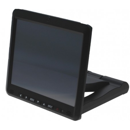 "9.7"" TFT monitor, touch (USB), VGA, HDMI, Composite"